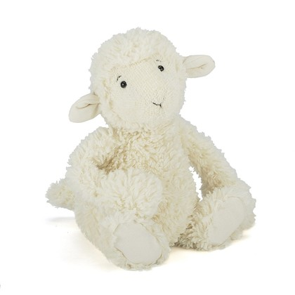 Raggedy Lamb Soft Toy