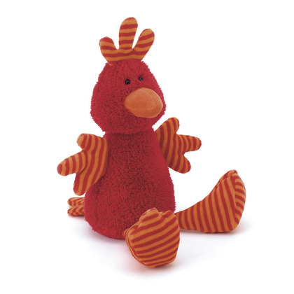 Rattily Rooster Activity Toy