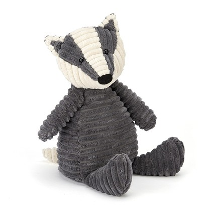 Cordy Roy Badger Soft Toy