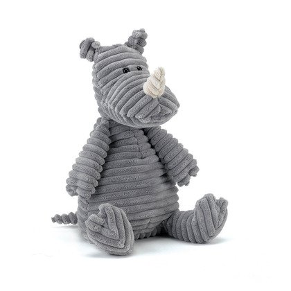 Cordy Roy Rhino Soft Toy