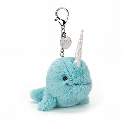 Seas The Day Aqua Bag Charm