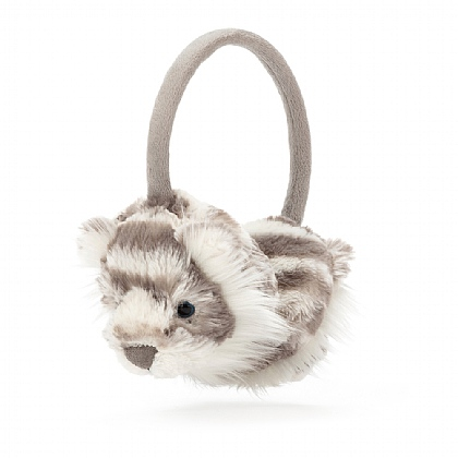 Sacha Tiger Ear Muffs