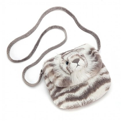 Sacha Tiger Shoulder Bag