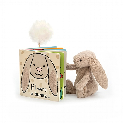 If I were a Bunny Book and Bashful Bunny