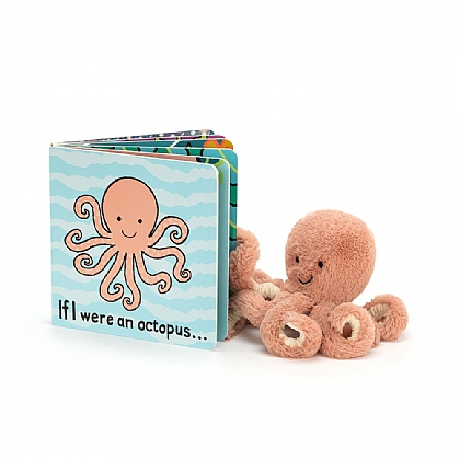 If I were an Octopus Book and Odell Octopus