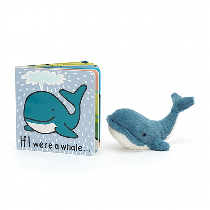 If I were a Whale Book and Wally Whale