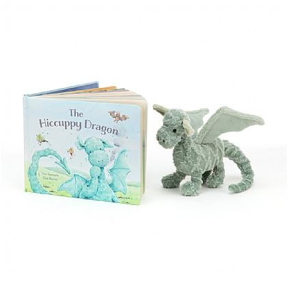 The Hiccupy Dragon Book and Drake Dragon
