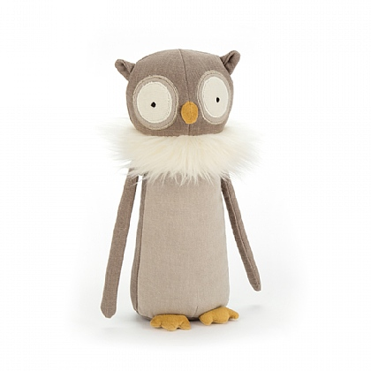 Skandoodle Owl Soft Toy