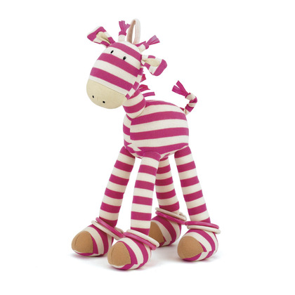 Skidaddle Giraffe Rattle