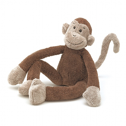 Slackajack Monkey Soft Toy