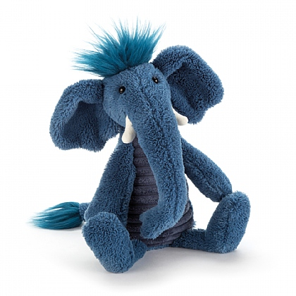 Snagglebaggle Alfred Elephant Soft Toy