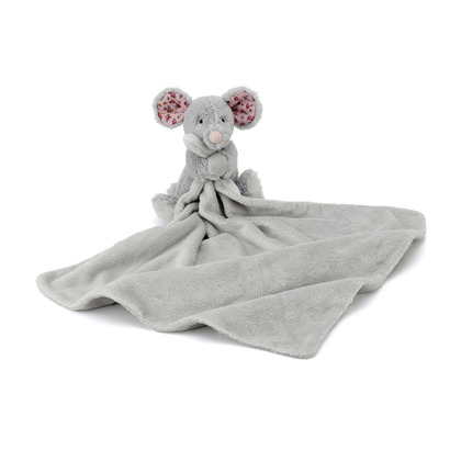 Blossom Grey Mouse Soother