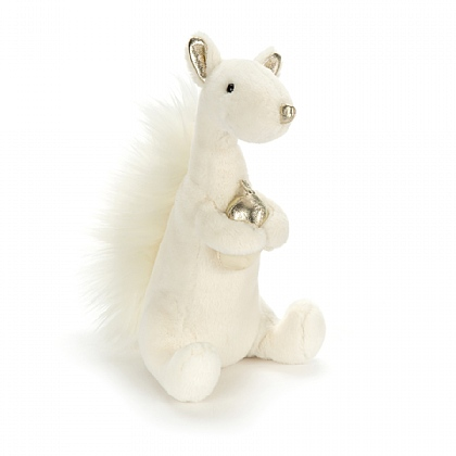 Sparkle Squirrel Soft Toy
