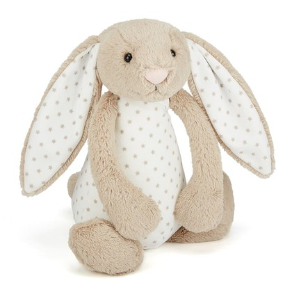Starry Bunny Soft Toy