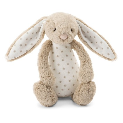 Starry Bunny Rattle
