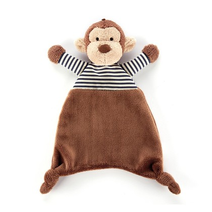 Stripy Monkey Soother