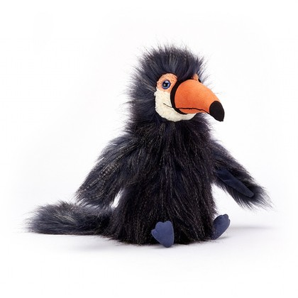 Tony Toucan Soft Toy