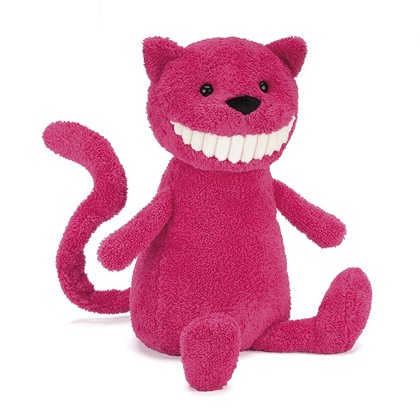Toothy Cat Soft Toy