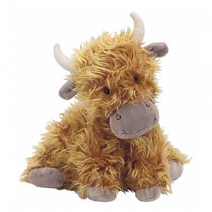 Truffles Highland Cow Soft Toy