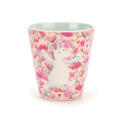 Unicorn Dreams Melamine Cup