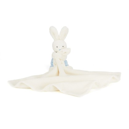 Velvet Bunny Blue Soother