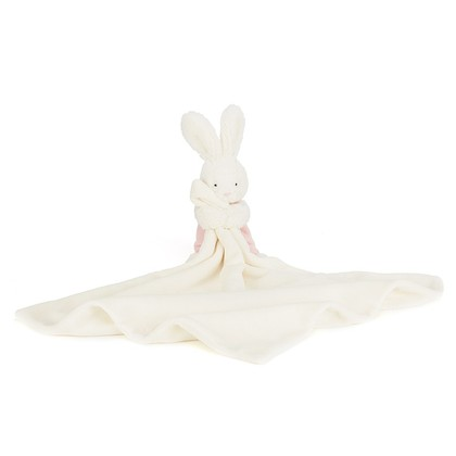 Velvet Bunny Pink Soother