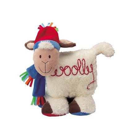 Woolly Sheep Soft Toy