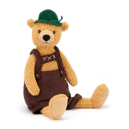 Wolfgang Bear Soft Toy