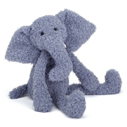Wild Thing Elephant Soft Toy