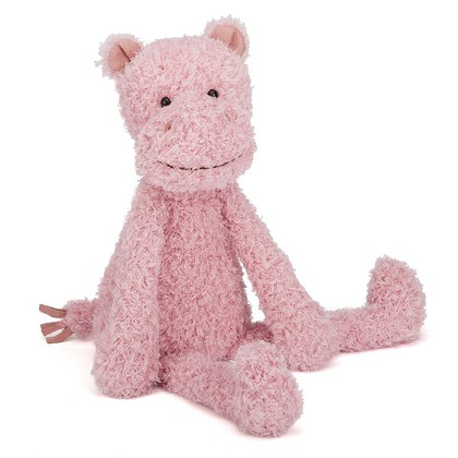 Wild Thing Hippo Soft Toy