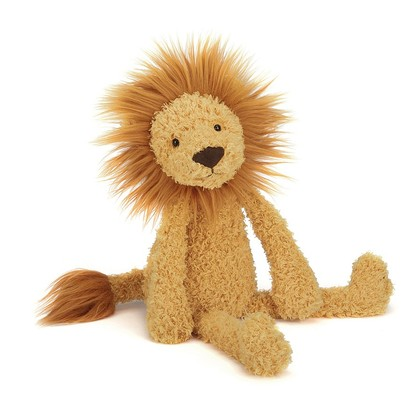 Wild Thing Lion Soft Toy
