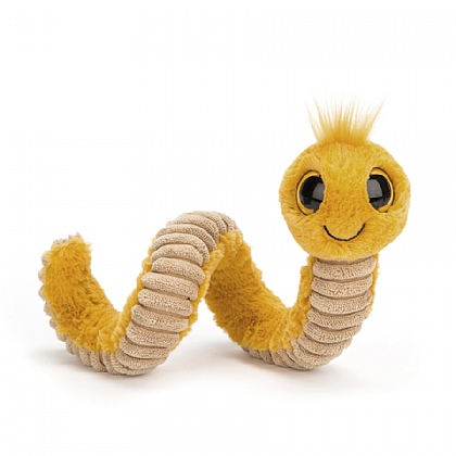 Wiggly Worm Yellow