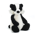 Bashful badger bas3ba