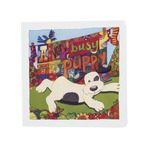 A very busy puppy board book bb4bcp