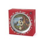Bashful puppy melamine set bcp4ms
