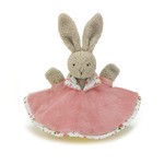 Beddy bye bunny puppet soother bys444bn