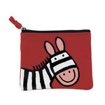 Jelly zebra purse jz6p