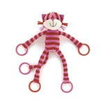 Strawberry kitty rattle rat444sk